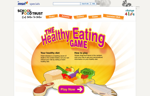 Healthy eating games losing weight plan for Healthiest fish to eat for weight loss